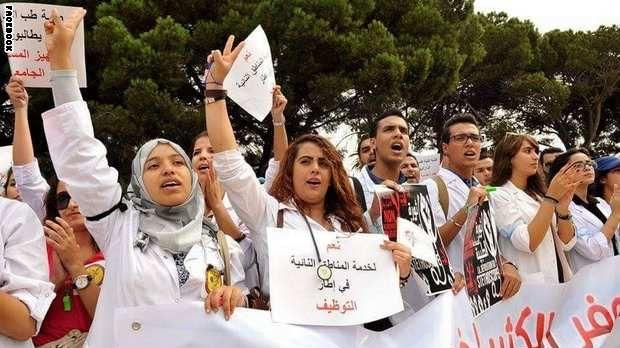 الأطباء يصعدون ضد وزير الصحة بأربعة إضرابات وطنية   www.le360.ma