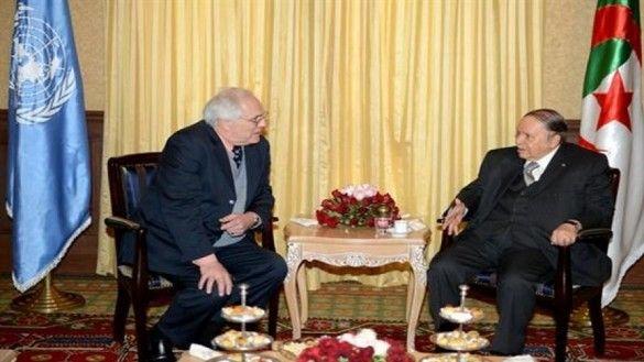 قضية الصحراء.. الجزائر تعترف أخيرا أنها طرف في النزاع!   www.le360.ma