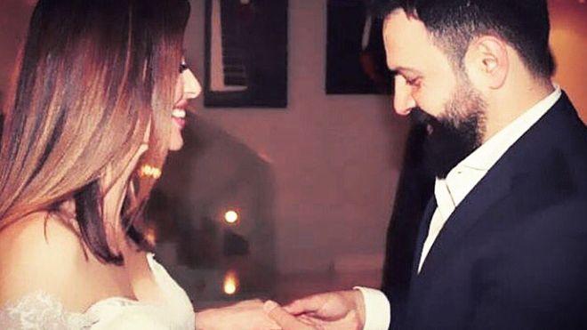تيم حسن ووفاء الكيلاني تزوجا عرفيا   www.le360.ma