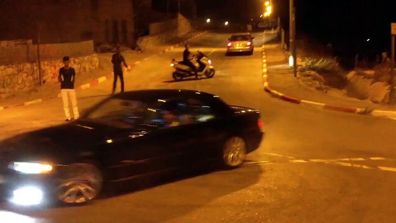 فيديو. هذا مصير ممارسي تفحيط السيارات بطنجة   www.le360.ma