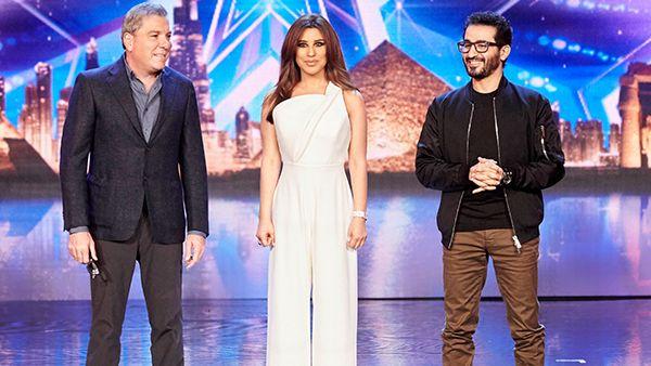 على جابر يطالب جمهور أحمد حلمي للضغط عليه لاستكمال «Arabs Got Talent»   www.le360.ma