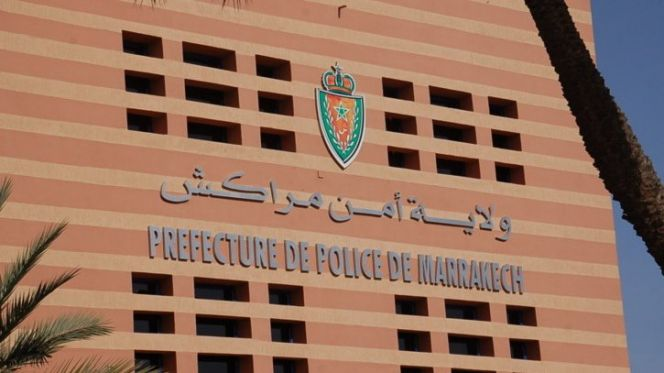 ولاية أمن مراكش