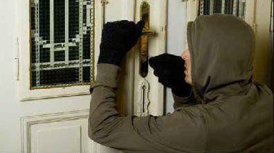 سرقة منزل