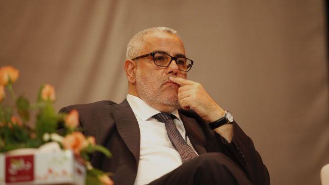 رئيس الحكومة عبد الإله بنكيران