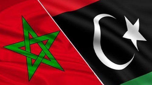 ليبيا ضد المغرب بث مباشر
