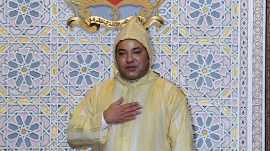 الملك في البرلمان