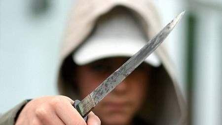جريمة بسكين