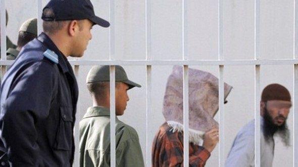 سجناء سلفيون