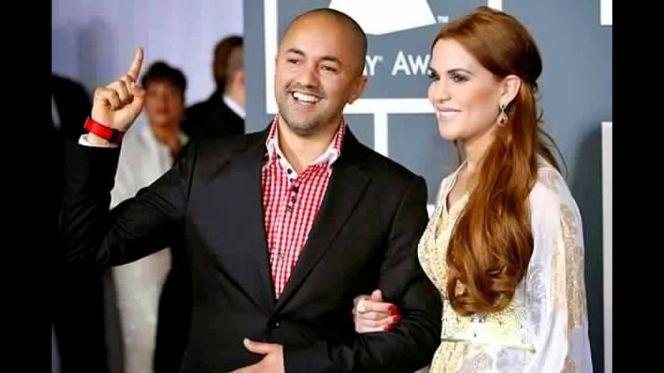 ريدوان وزوجته