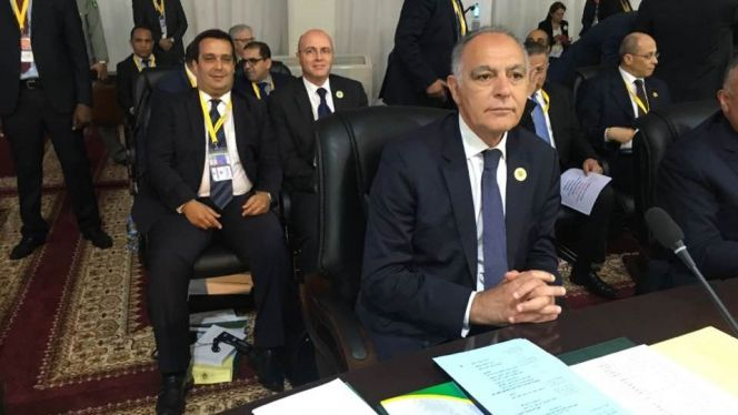 الملك للجامعة العربية: التحدي الأكبر هو معالجة مظاهر الفقر والهشاشة
