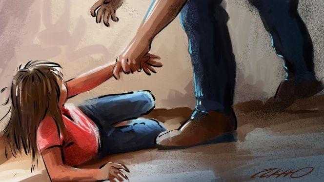 احتجاز اختطاف تعنيف فتاة