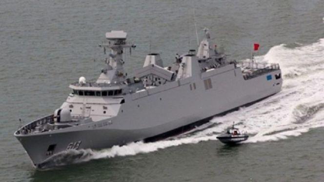 قارب للبحرية الملكية