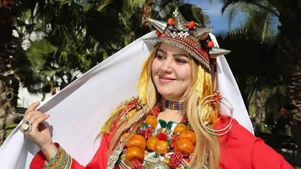 ملكة جمال الأمازيغ 2016