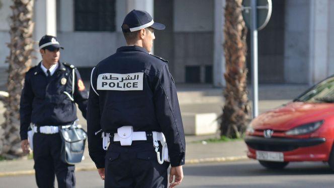 cover vidéo :Le360.ma •رجال الحموشي بالزي الرسمي الجديد بشوارع الدار البيضاء