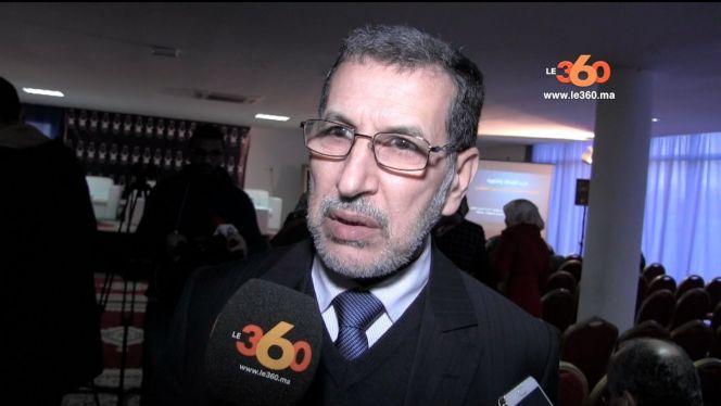 غلاف فيديو... سعد الدين العثماني