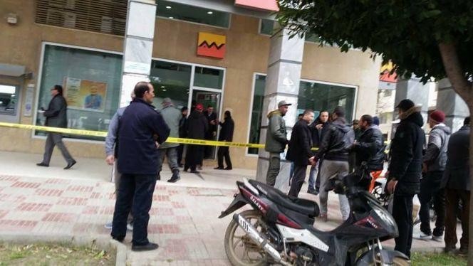 سيدي عثمان: السطو على وكالة بنكية صباح اليوم بالدار البيضاء