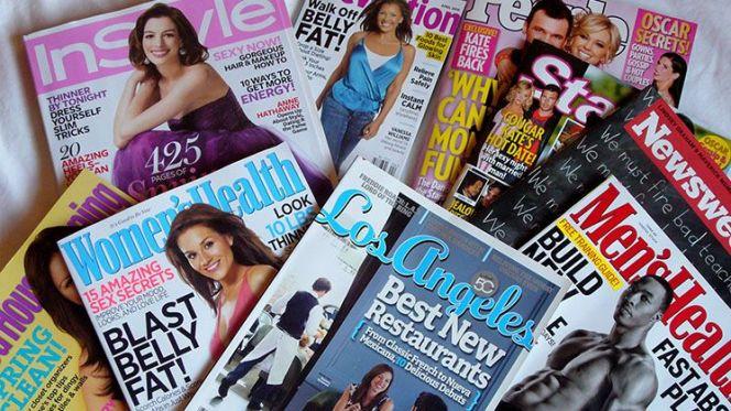 مجلات إباحية