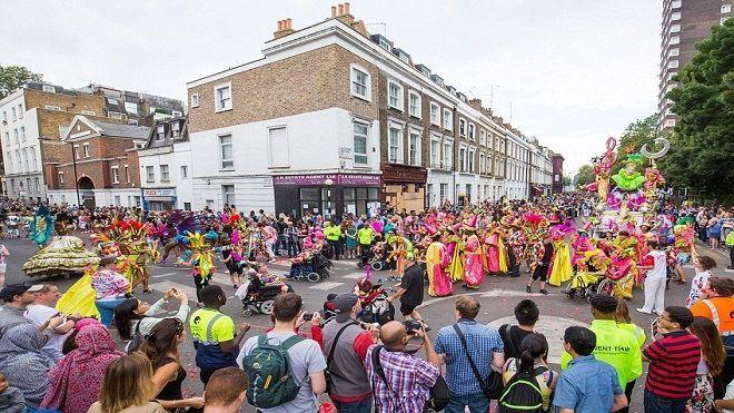 مهرجان بريطاني