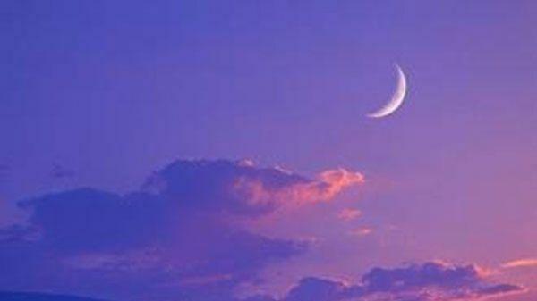 هلال رمضان