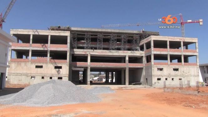 غلاف فيديو - L'institut supérieur de la magistrature investi dans son nouveau siège en 2018