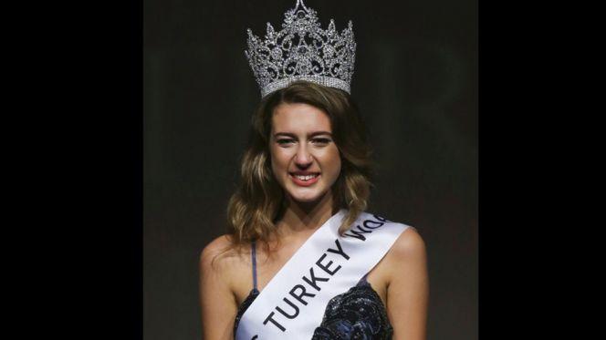 ملكة جمال تركيا