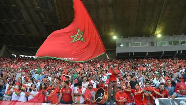 جماهير الكرة المغربية