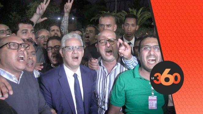 غلاف فيديو -  إنتخاب نزار بركة وشباط يعترف بهزيمته