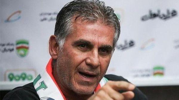 مدرب المنتخب الايراني
