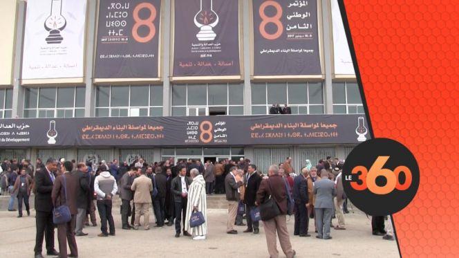 Cover Video -Le360.ma • وداع مناضلو العدالة والتنمية لبنكران
