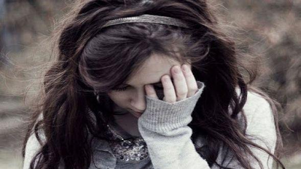 إصابة جرح فتاة
