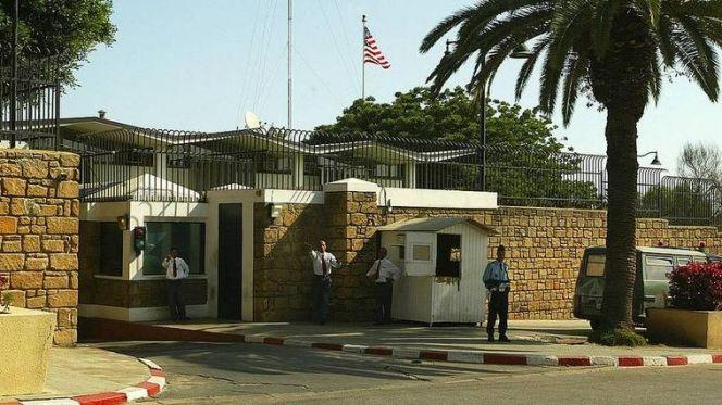 سفارة أمريكا بالرباط