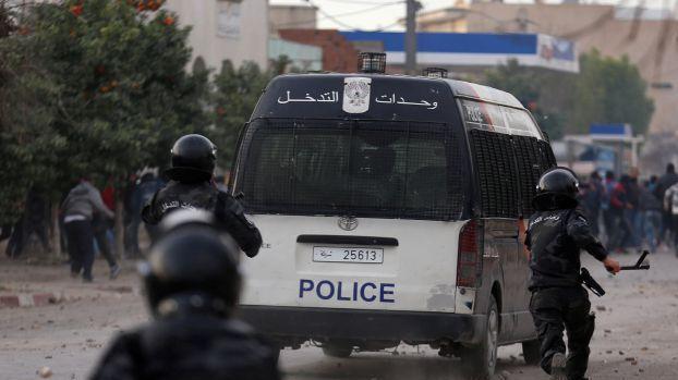 أمن تونس