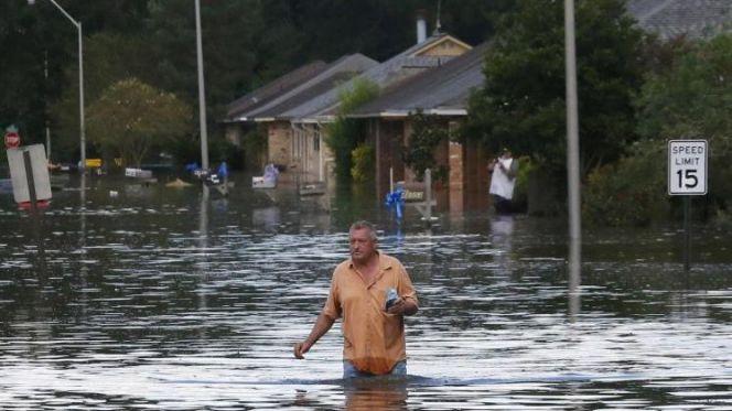 فيضانات كاليفورنيا