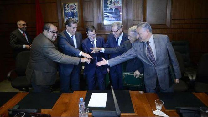 تحالف حكومة العثماني