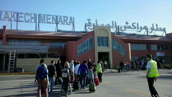مطار مراكش
