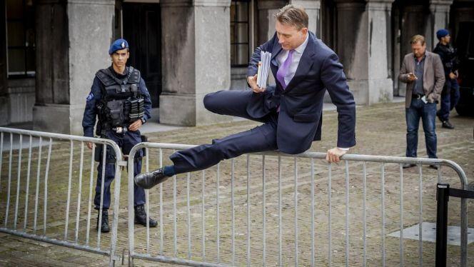 وزير خارجية هولندا