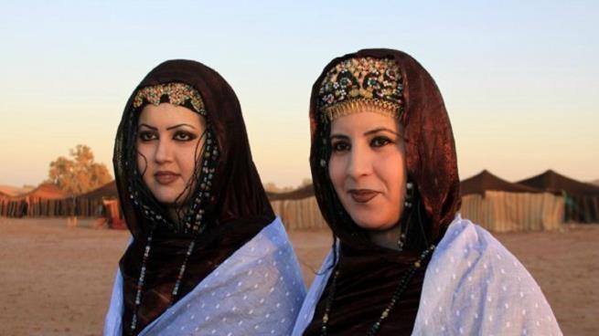 نساء صحراويات