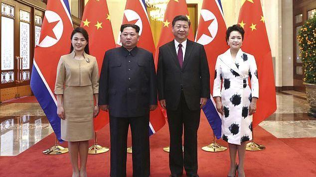 الرئيس الكوري