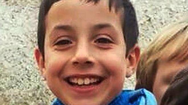 الطفل الضحية غابرييل كروز