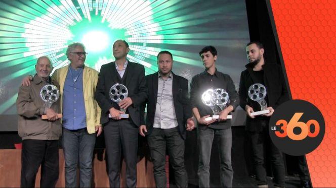 """غلاف فيديو - طنجة..لحظات اختتام مهرجان الفيلم وتتويج """"وليلي"""" بالجائزة الكبرى"""