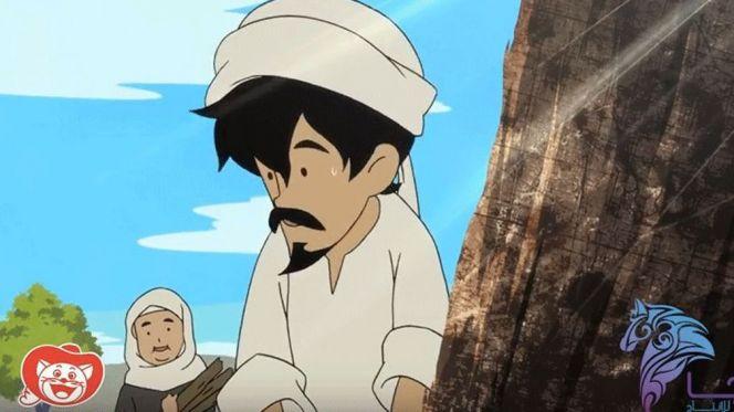 رسوم متحركة سعودية