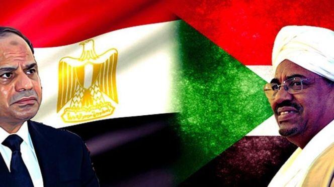 مصر السودان
