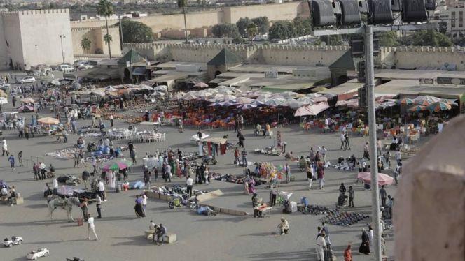ساحة الهديم مكناس