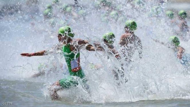 سباحة نساء