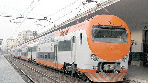 قطار مكتب القطارات