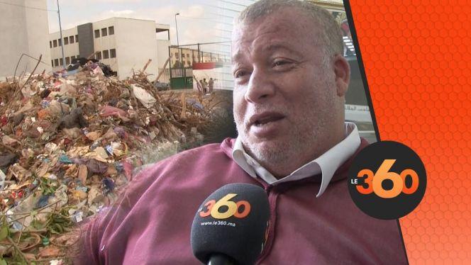 cover:  أحياء بالبيضاء غارقة في الأزبال.. ومجلس المدينة يبرّر