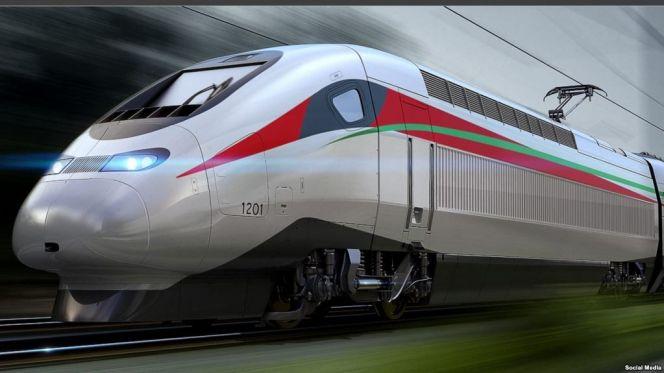 قطار البراق