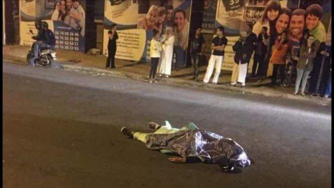 مقتل امرأة بأكادير