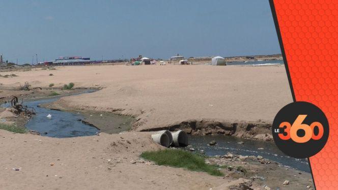 غلاف فيديو -  شاطئ واد مرزك بالدار البيضاء.. من جوهرة زرقاء إلى قنبلة بيئية