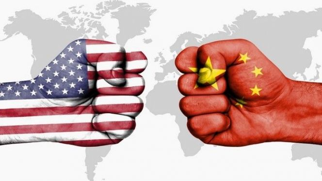 أمريكا الصين